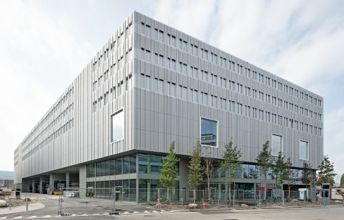 Logistikzentrum West-Log, Zürich Altstetten